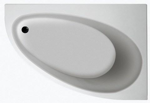keramag renova nr 1 asymmetrische eck badewanne links. Black Bedroom Furniture Sets. Home Design Ideas