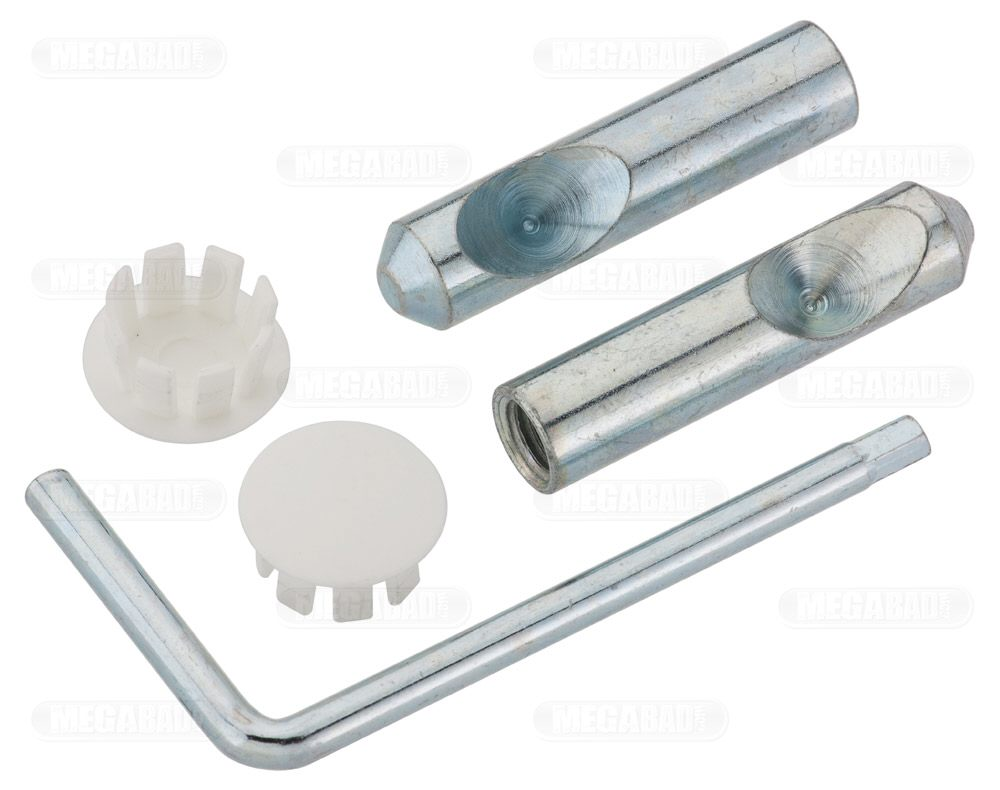 villeroy boch subway wall hung pan fixings silver bullets fixing kit ebay. Black Bedroom Furniture Sets. Home Design Ideas