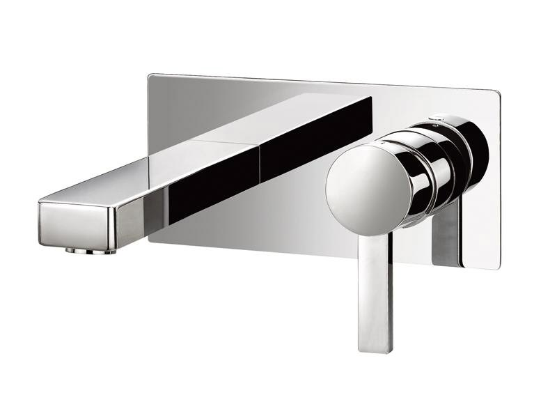 steinberg serie 120 waschtisch einhebelmischbatterie up megabad. Black Bedroom Furniture Sets. Home Design Ideas