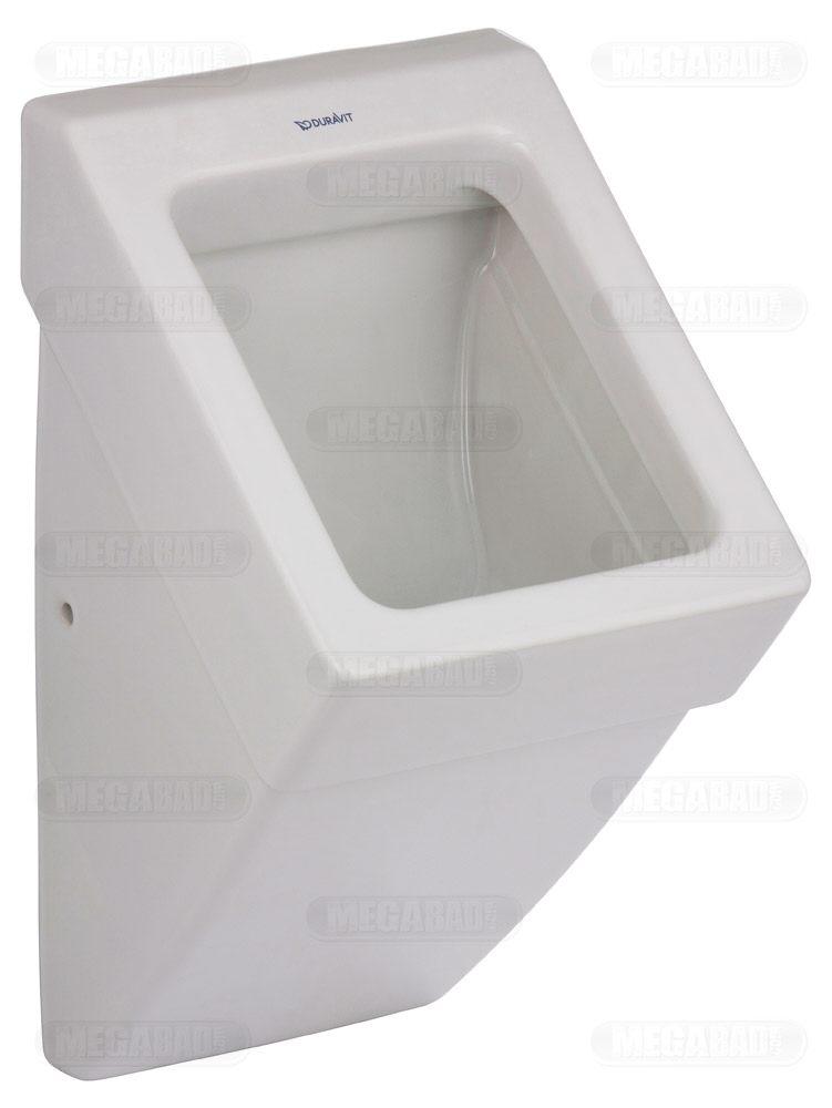 duravit vero urinal ohne deckel 280032 megabad. Black Bedroom Furniture Sets. Home Design Ideas