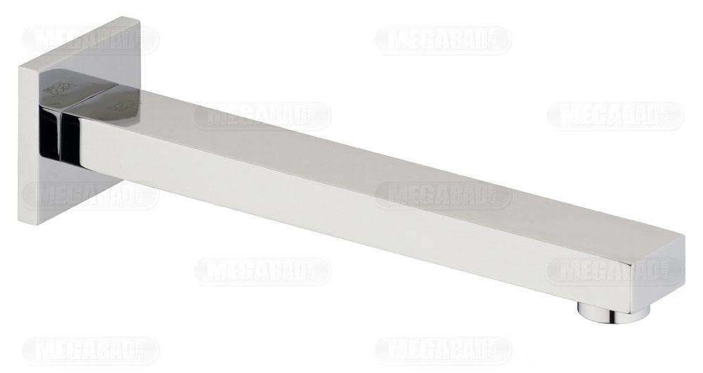 Dornbracht symetrics wannen wandauslauf 13801980 00 megabad for Dornbracht 3508597090