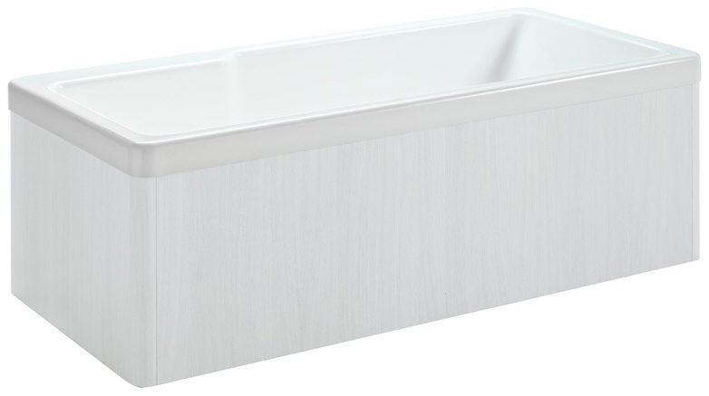 laufen lb3 badewanne freistehend 180 x 80 cm megabad. Black Bedroom Furniture Sets. Home Design Ideas