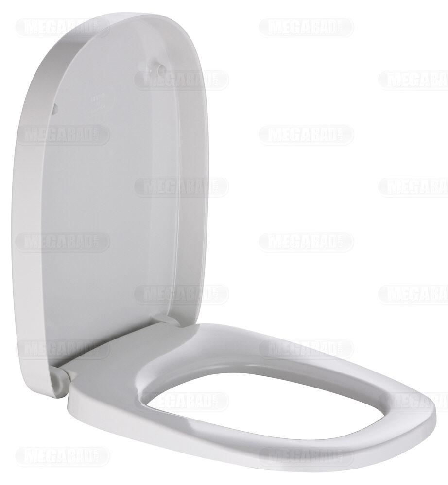 Badkeramik wc laufen mimo wc sitz mit deckel ohne absenkautomatik