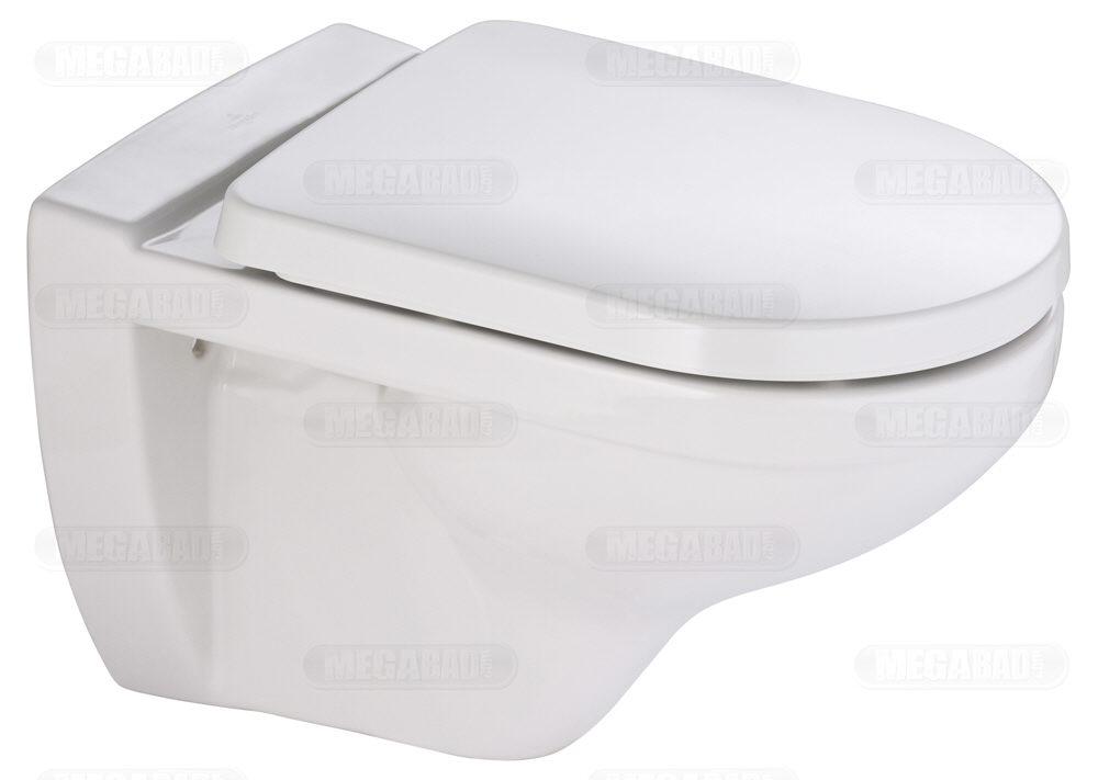 villeroy boch omnia architectura wand wc 5638h001 combi pack megabad. Black Bedroom Furniture Sets. Home Design Ideas