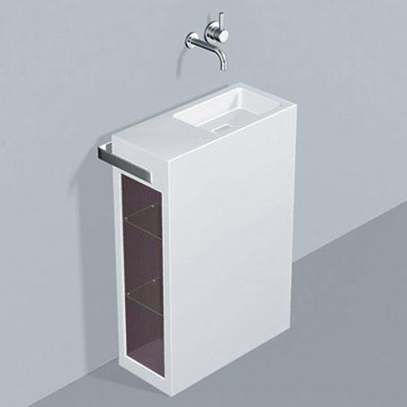 alape waschplatz wp ins8 inside s megabad. Black Bedroom Furniture Sets. Home Design Ideas