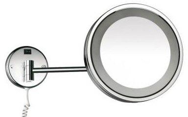 steinberg serie 650 kosmetikspiegel beleuchtet 9020 megabad. Black Bedroom Furniture Sets. Home Design Ideas