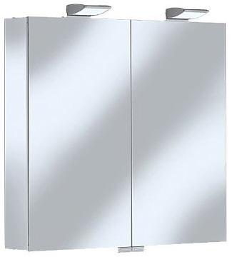 keuco royal 35 spiegelschrank 80 x 74 cm 13502171301 megabad. Black Bedroom Furniture Sets. Home Design Ideas