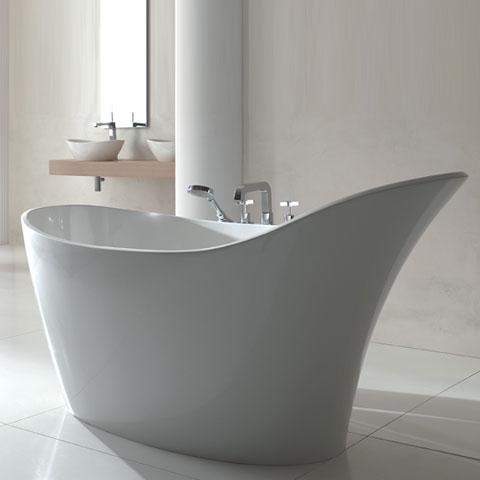 victoria albert amalfi freistehende badewanne art aml n. Black Bedroom Furniture Sets. Home Design Ideas