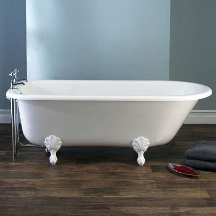 victoria albert hampshire freistehende badewanne ham n sw ft ham sw megabad. Black Bedroom Furniture Sets. Home Design Ideas