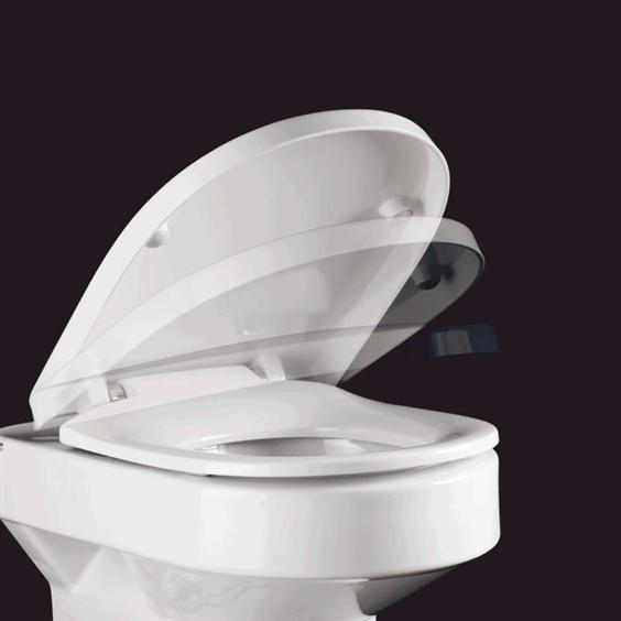 pressalit wc sitz delight 492000 mit absenkautomatik. Black Bedroom Furniture Sets. Home Design Ideas