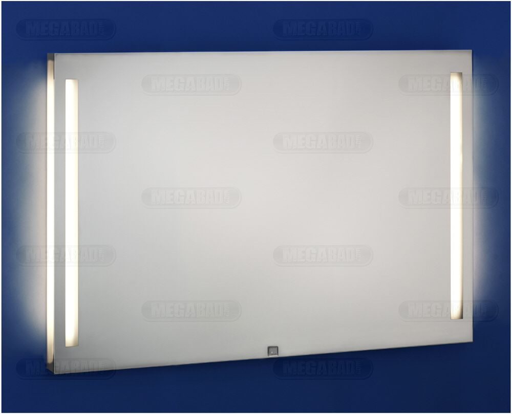 zierath palma lichtspiegel hinterleuchtet 100 x 80 cm palma9060 megabad. Black Bedroom Furniture Sets. Home Design Ideas