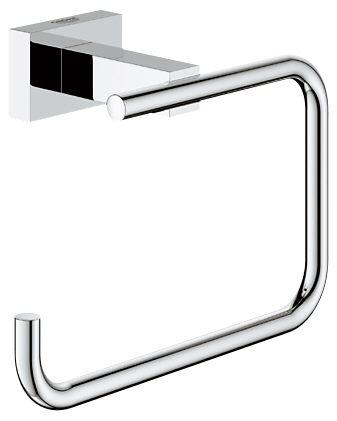 grohe essentials cube wc papierhalter 40507000 megabad. Black Bedroom Furniture Sets. Home Design Ideas