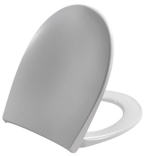 Pressalit Scandinavia 75 WC Sitz Weiß ohne Deckel Art. Nr. 74000-UN3999