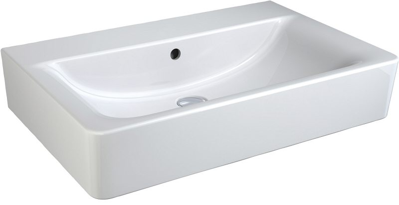 ideal standard connect waschtisch cube ohne hahnloch 60 x. Black Bedroom Furniture Sets. Home Design Ideas