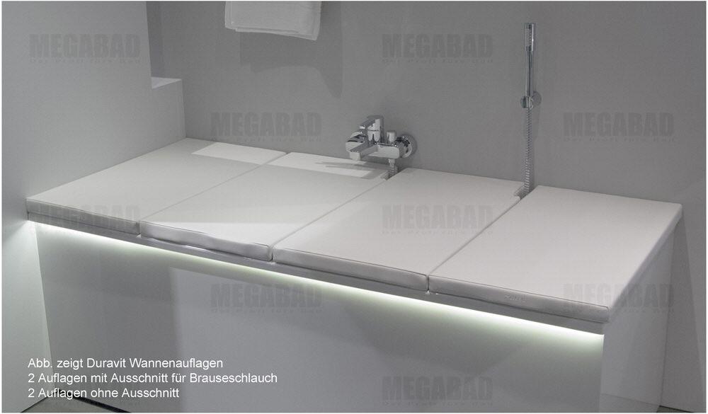 duravit 2nd floor wannenauflage 80 x 45 cm 79182800000000 megabad. Black Bedroom Furniture Sets. Home Design Ideas