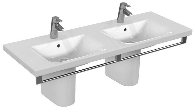 ideal standard connect handtuchhalter 125 cm art nr. Black Bedroom Furniture Sets. Home Design Ideas