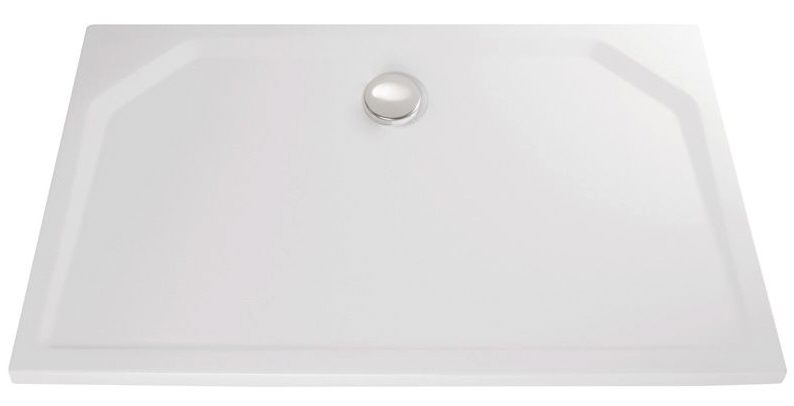 hsk marmor polymer duschwanne superflach 90 x 100 cm megabad. Black Bedroom Furniture Sets. Home Design Ideas