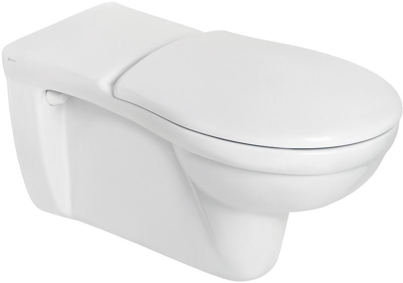 ideal standard san remo wand wc tiefsp ler barrierefrei. Black Bedroom Furniture Sets. Home Design Ideas
