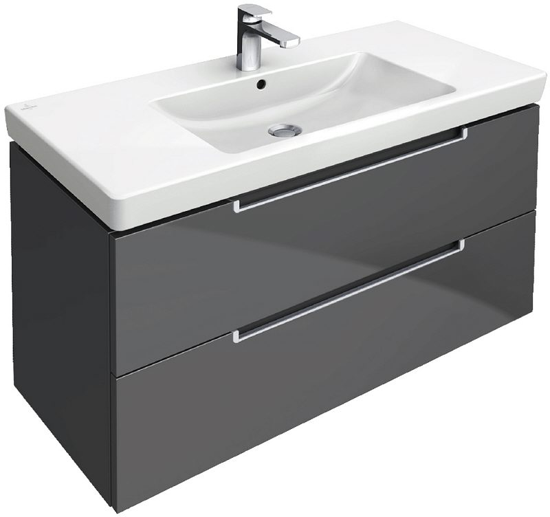 villeroy boch subway 2 0 waschtischunterschrank xl. Black Bedroom Furniture Sets. Home Design Ideas