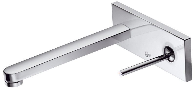ideal standard simplyu 2 loch waschtisch wandarmatur mit. Black Bedroom Furniture Sets. Home Design Ideas