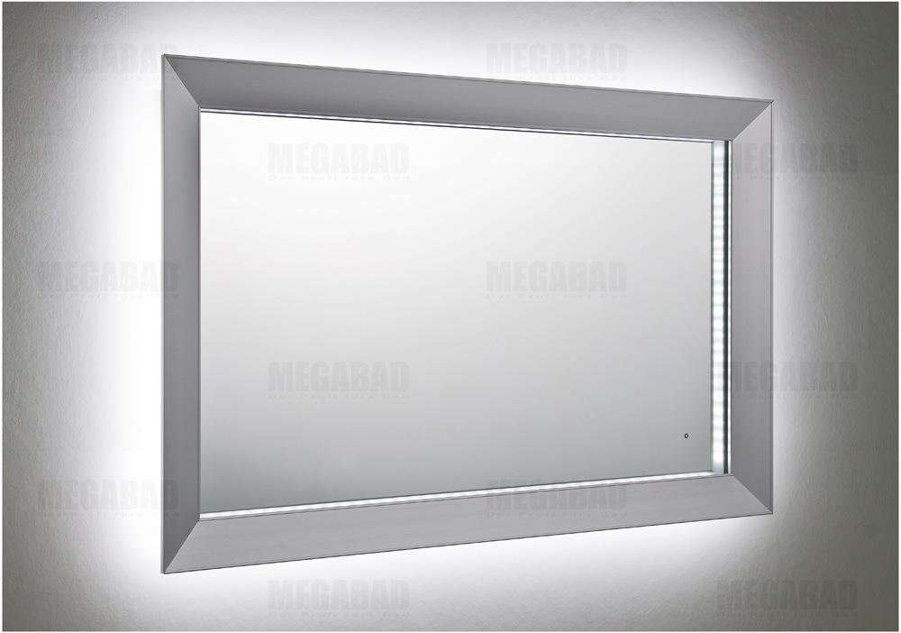 architekt 100 alumini spiegel 60 x 90 cm megabad