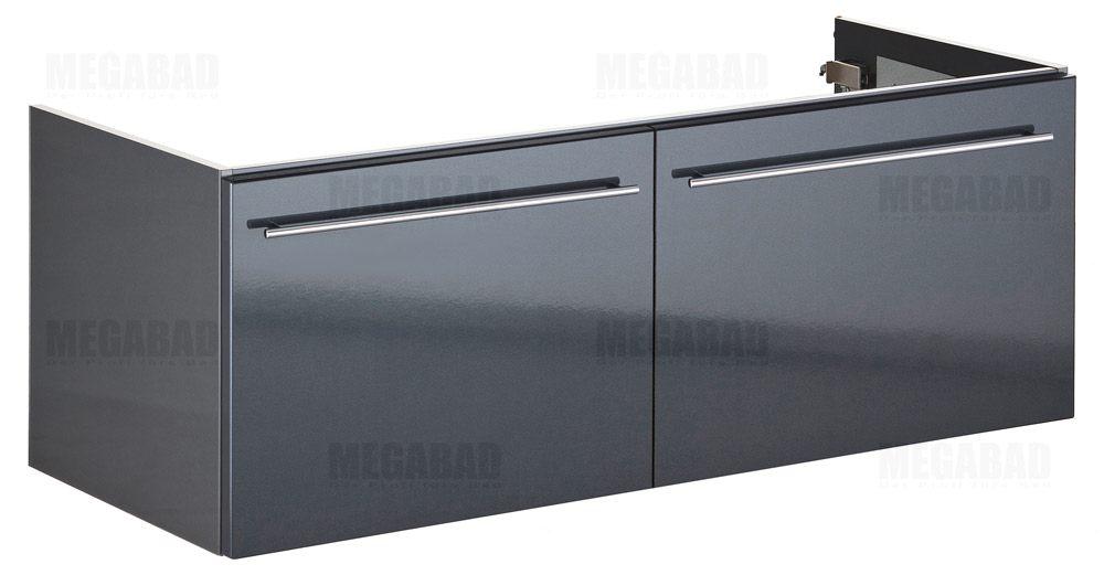architekt 100 waschtischunterschrank mbwu1254501atzicn120 megabad. Black Bedroom Furniture Sets. Home Design Ideas