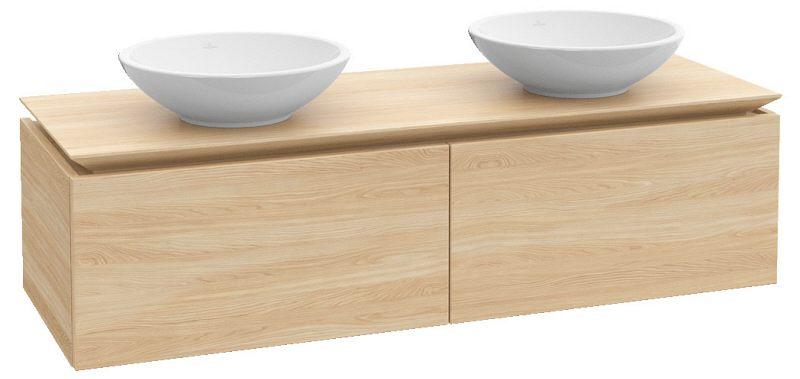 villeroy boch legato waschtischunterschrank 160 cm b118l0pn megabad. Black Bedroom Furniture Sets. Home Design Ideas