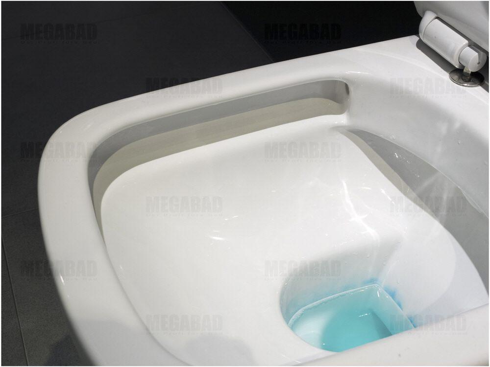 duravit durastyle wand wc ohne sp lrand 2538090000 megabad. Black Bedroom Furniture Sets. Home Design Ideas
