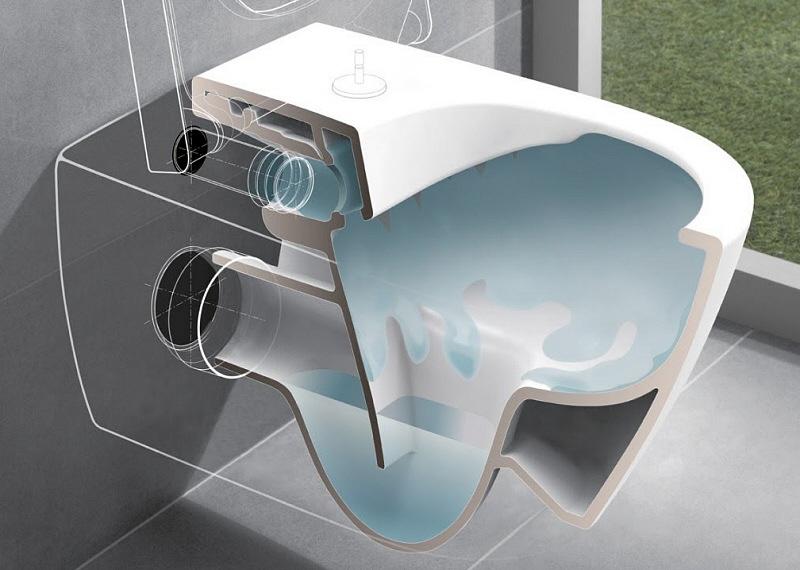 villeroy boch subway 2 0 directflush wand. Black Bedroom Furniture Sets. Home Design Ideas