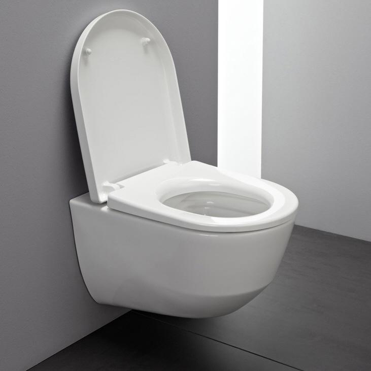 laufen pro wand wc tiefsp ler ohne sp lrand 820966 megabad. Black Bedroom Furniture Sets. Home Design Ideas