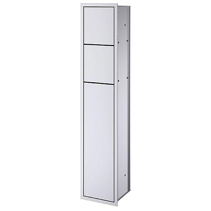 emco asis wc modul 150 public unterputz megabad. Black Bedroom Furniture Sets. Home Design Ideas