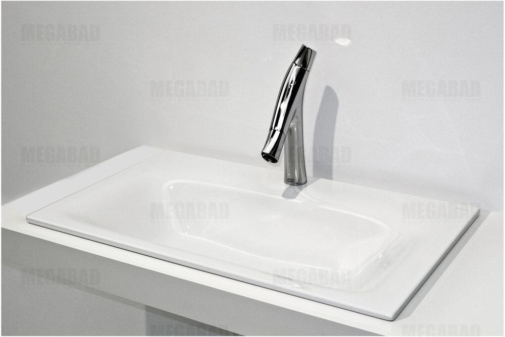 bette lux einbauwaschtisch 80 x 47 5 cm a161 hlw1 000. Black Bedroom Furniture Sets. Home Design Ideas