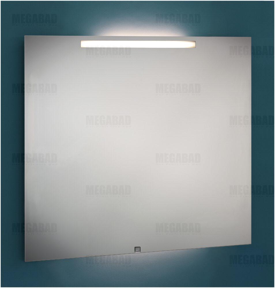 Zierath trento led spiegel hinterleuchtet 90 x 80 cm for Spiegel hinterleuchtet