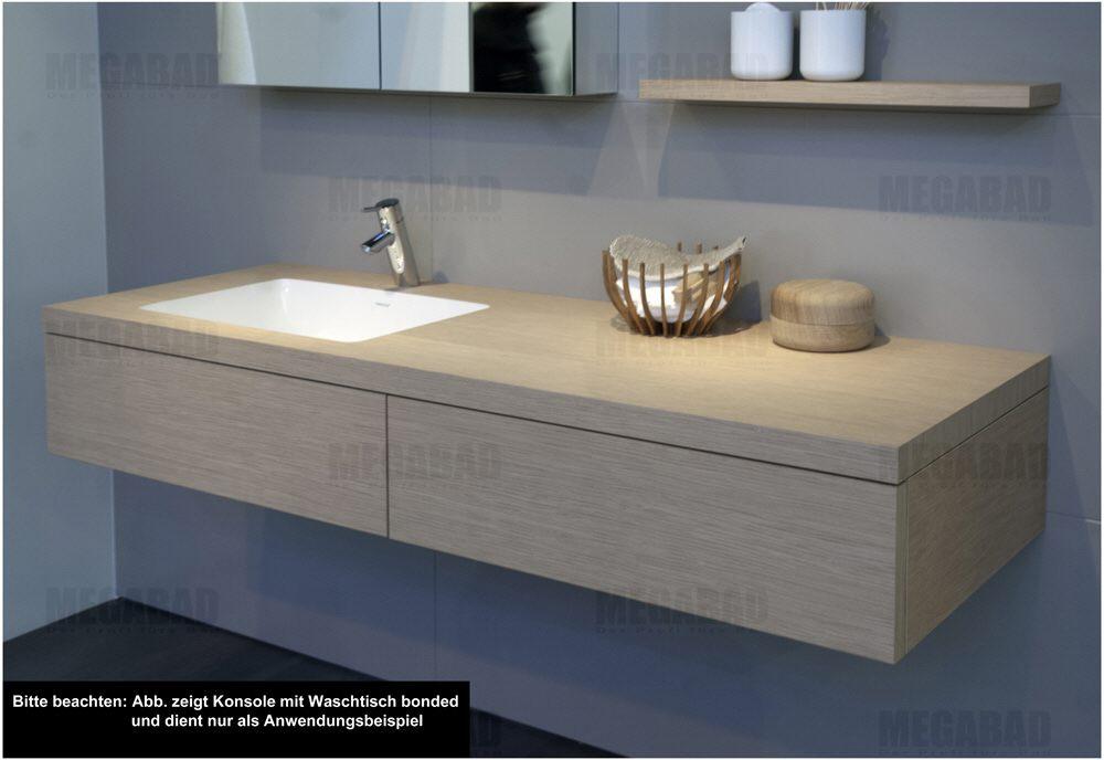 duravit delos konsole f r einbauwaschtische art. Black Bedroom Furniture Sets. Home Design Ideas