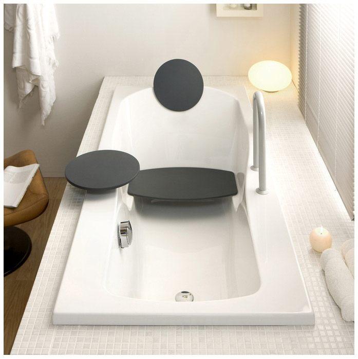 hoesch modula rechteck badewanne 180 x 80 cm megabad. Black Bedroom Furniture Sets. Home Design Ideas