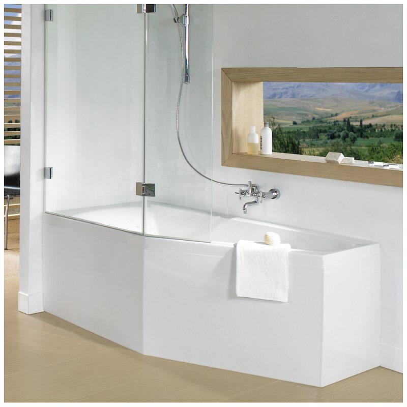 Riho Schürze für Geta 160 x 90 links Badewanne - MEGABAD