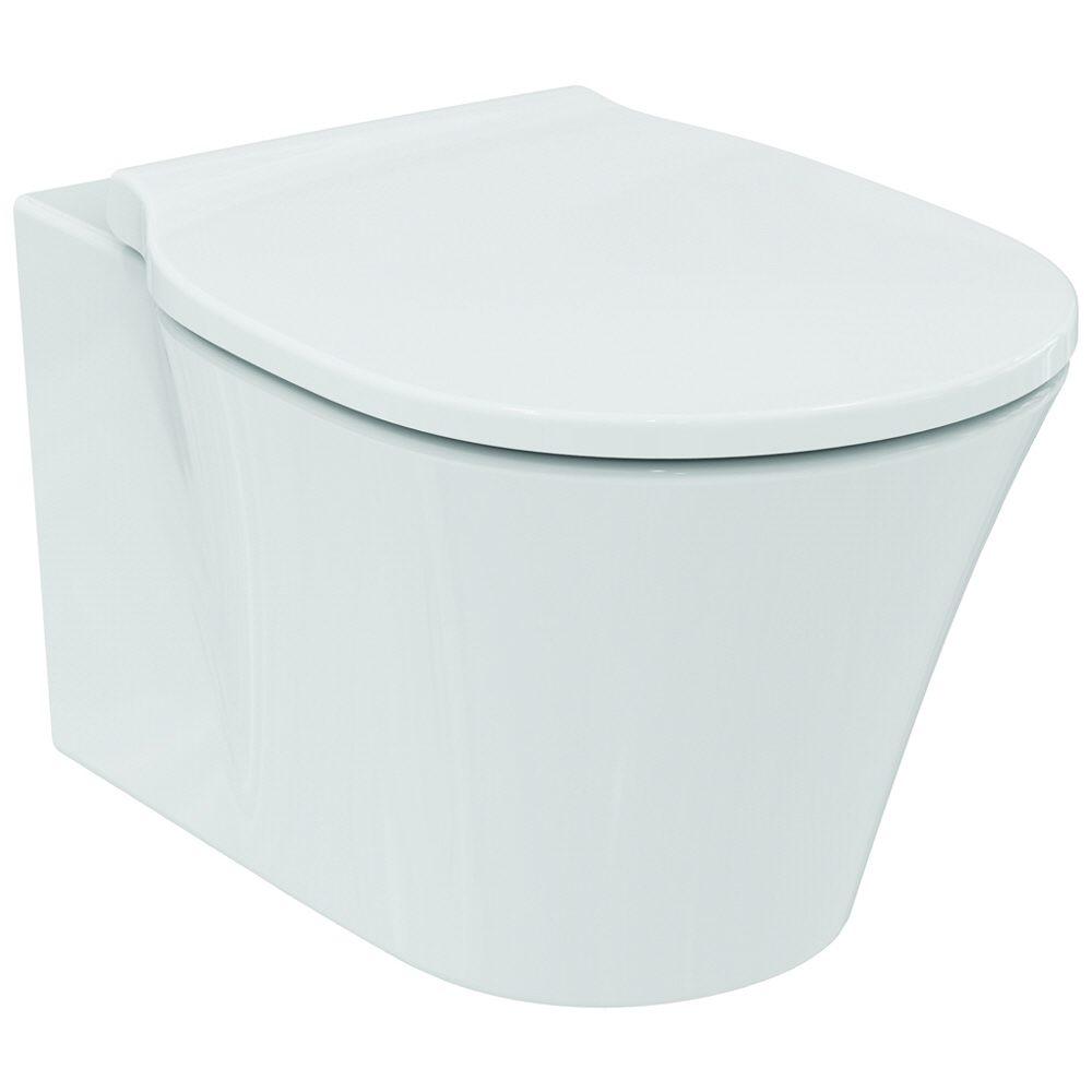 ideal standard connect air wandtiefsp l wc sp lrandlos e015501 megabad. Black Bedroom Furniture Sets. Home Design Ideas