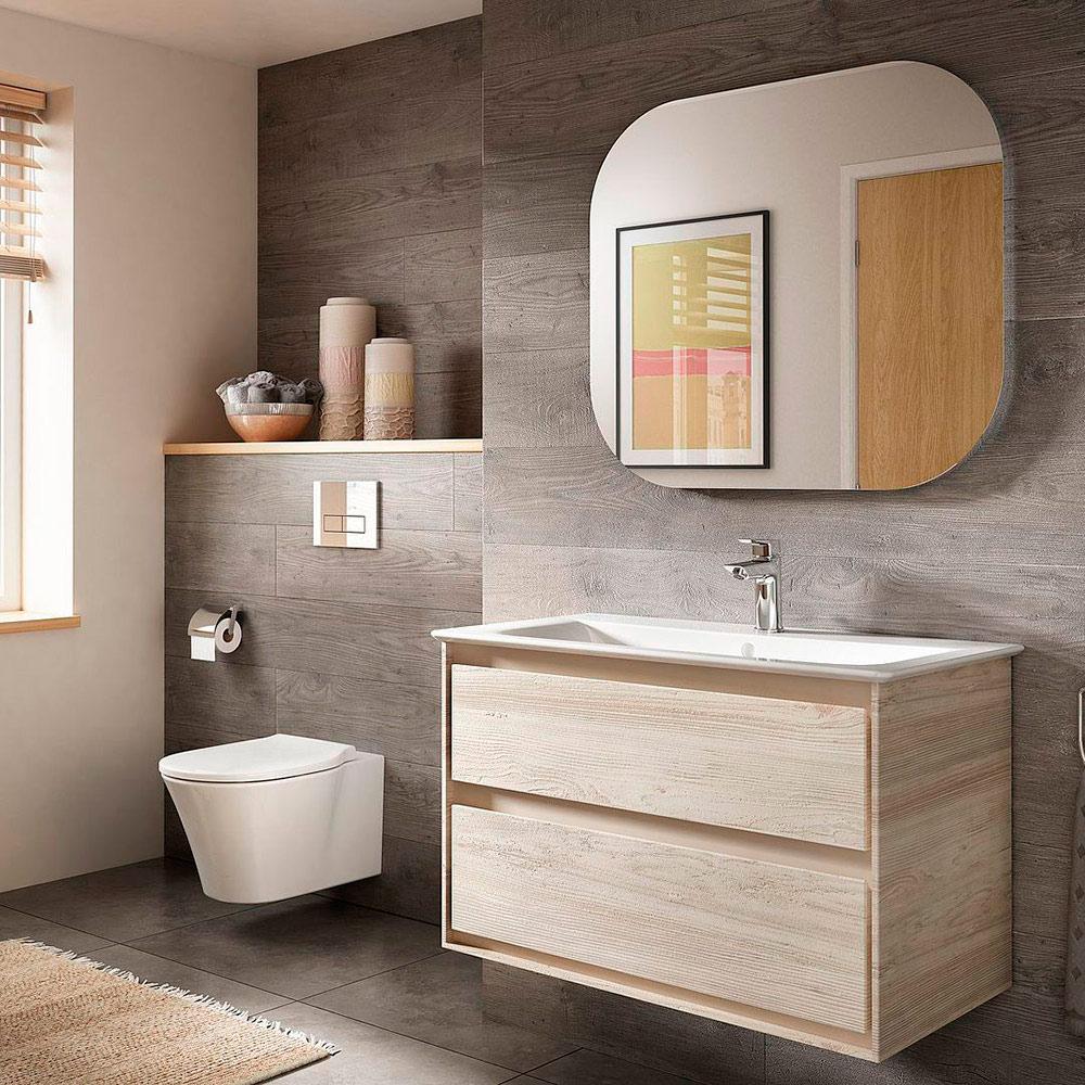 ideal standard connect cube air waschtisch unterschrank 53. Black Bedroom Furniture Sets. Home Design Ideas