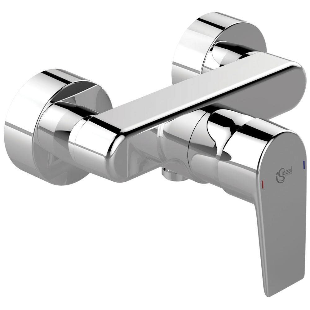 ideal standard tesi einhebel duscharmatur aufputz a6694aa megabad. Black Bedroom Furniture Sets. Home Design Ideas