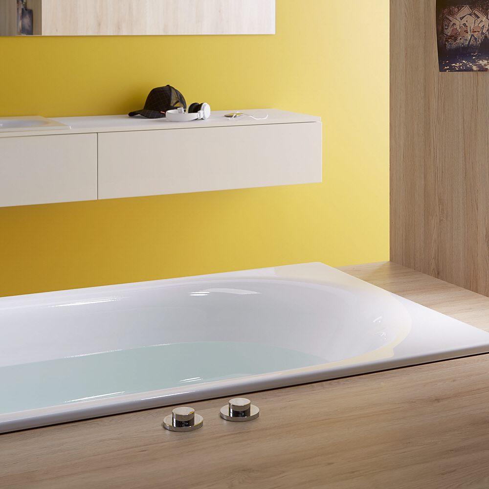 bette comodo rechteck badewanne 190 x 90 cm 1252 000 megabad. Black Bedroom Furniture Sets. Home Design Ideas