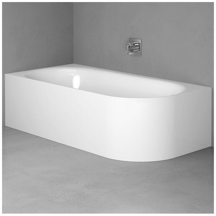 bette lux oval iv silhouette eckbadewanne 195 x 95 cm 3427. Black Bedroom Furniture Sets. Home Design Ideas