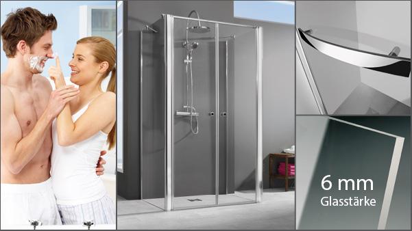 breuer duschkabine elana megabad. Black Bedroom Furniture Sets. Home Design Ideas