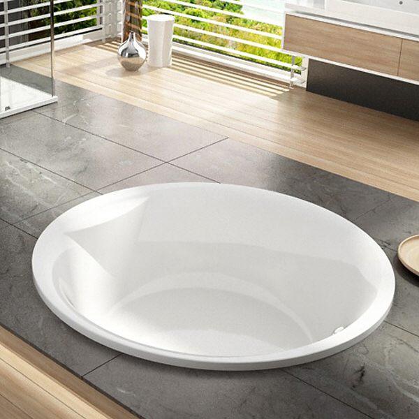 hoesch tondo rund badewanne 170 cm megabad. Black Bedroom Furniture Sets. Home Design Ideas