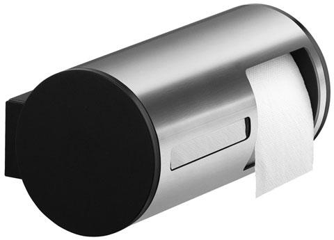 keuco plan 2 fach toilettenpapierhalter 14969010000 megabad. Black Bedroom Furniture Sets. Home Design Ideas