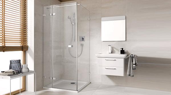 koralle duschkabinen glas duschen megabad. Black Bedroom Furniture Sets. Home Design Ideas