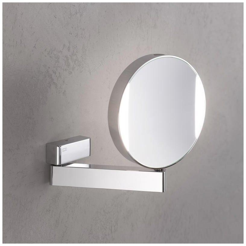 emco led rasier und kosmetikspiegel 109506017 megabad. Black Bedroom Furniture Sets. Home Design Ideas