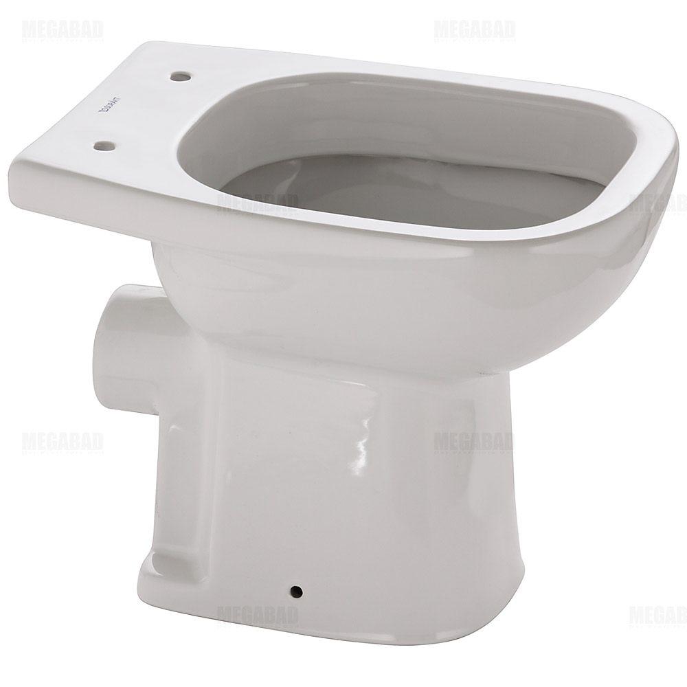 Stand wc tiefspüler eckig