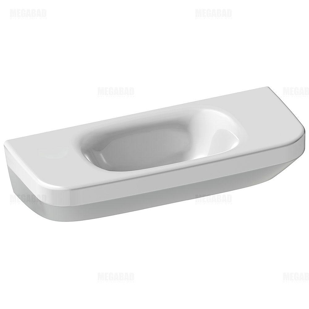 duravit durastyle handwaschbecken 50 cm ohne hahnloch. Black Bedroom Furniture Sets. Home Design Ideas