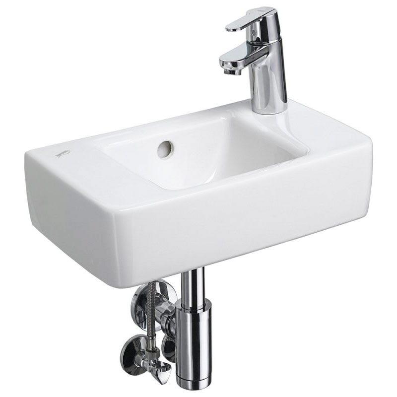 classic 100 handwaschbecken set 40 cm c05140000 megabad. Black Bedroom Furniture Sets. Home Design Ideas