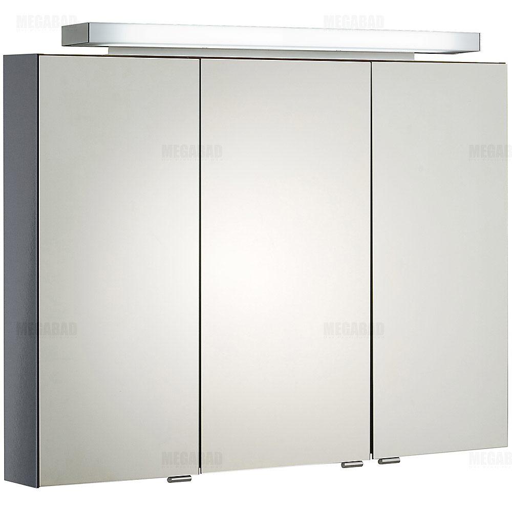 architekt 100e spiegelschrank 110 cm megabad. Black Bedroom Furniture Sets. Home Design Ideas